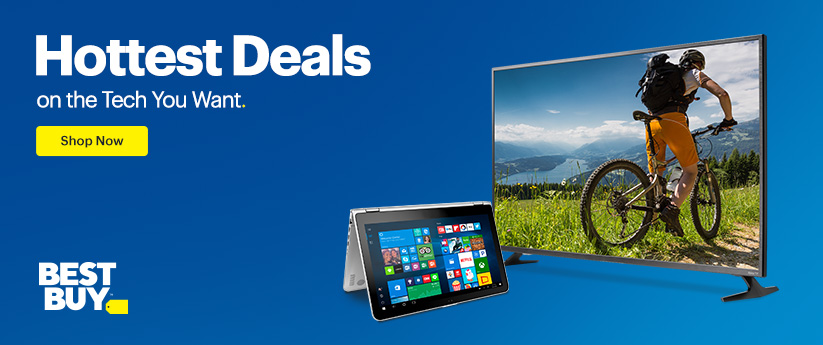 Hot Deals on the Tech You Want. Shop Now. Best Buy.